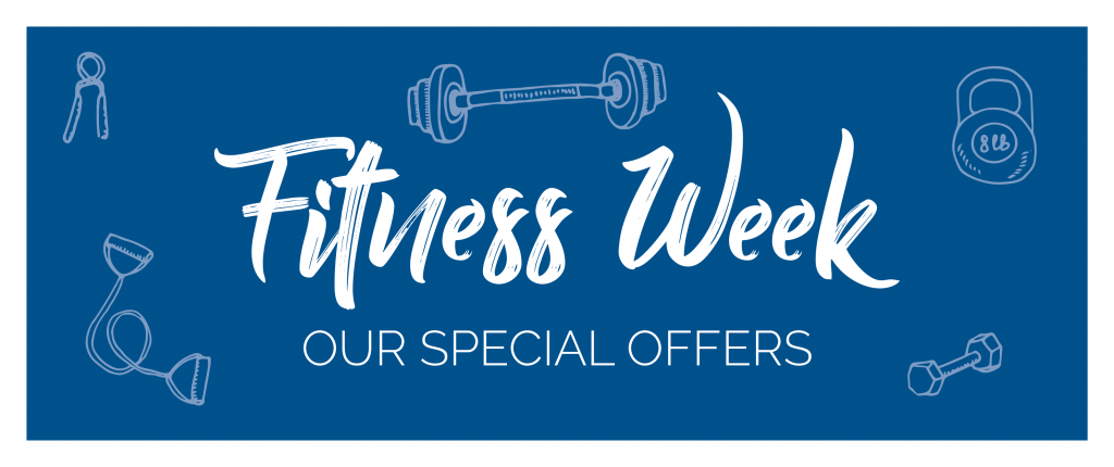 Fitness week Orange Planet